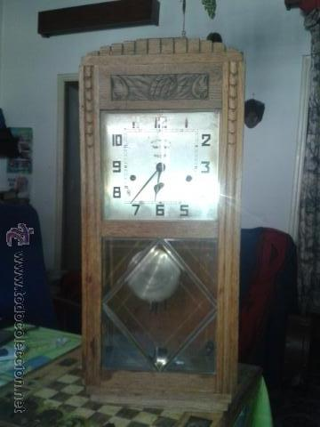 Relojes de pared: Reloj de Pared Antiguo Sam,s Clock ,Webminster - Foto 1 - 49664218