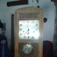 Relojes de pared: RELOJ DE PARED ANTIGUO SAM,S CLOCK ,WEBMINSTER. Lote 49664218