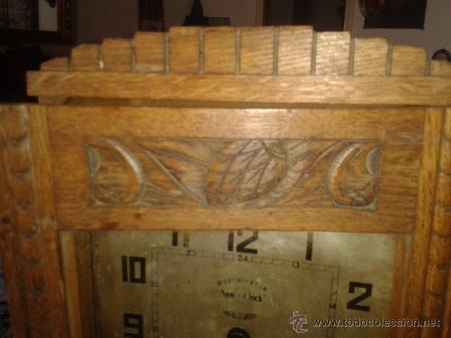 Relojes de pared: Reloj de Pared Antiguo Sam,s Clock ,Webminster - Foto 9 - 49664218