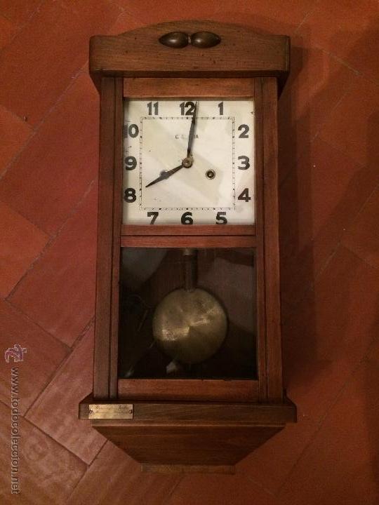 Antiguo reloj de pared de la ciudad de manresa comprar - Relojes para casa ...