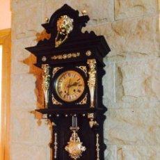 Relojes de pared: RELOJ DE PARED IMPERIO. Lote 49720029