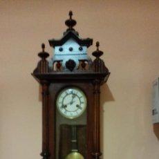 Relojes de pared: REGULADOR AUSTRIACO. Lote 49788837