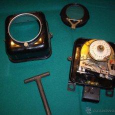 Relojes de pared: RELOJ AEG SCH10 - 10 A - 220V-380V Nº290424 - FABRICA RONDA VIGILANTE -. Lote 49937165