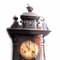 Relojes de pared: RELOJ DE PARED JUNGHANS FUNCIONANDO. Lote 50022400
