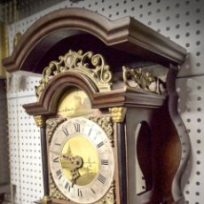 Relojes de pared: RELOJ DE PARED HOLANDES CON MOVIMIENTO DE PENDULO. Lote 50801718