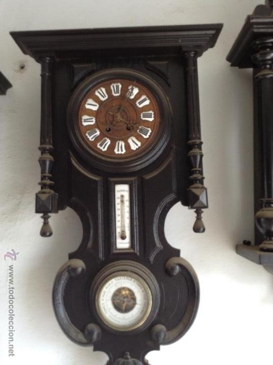 RELOG DE PARED (Relojes - Pared Carga Manual)