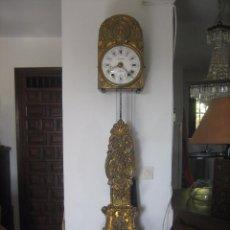 Relojes de pared: RELOJ COMTOISE. COMTOISE CLOCK.. Lote 51462668
