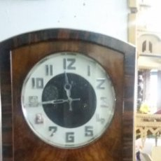 Relojes de pared - reloj pared paris carrillon mueble raiz de cerezo - 51659776