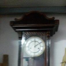 Relojes de pared: RELOJ CASTELLANO TIPO ISABELINO. Lote 51659807