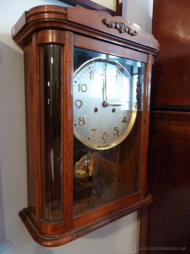 Con Péndulo Alix Reloj Funci Sold Marca Pared Through De 0knPXw8O