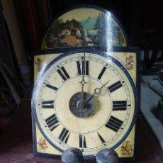 Relojes de pared: RELOJ DE PARED, TIPO RATERA. MARCA DE FABRICA. Lote 53395005