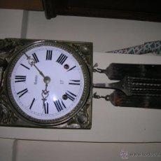 Relojes de pared: RELOJ MOREZ S.XIX. Lote 53434399
