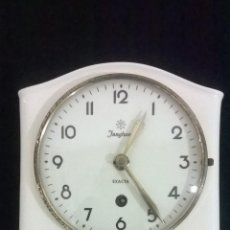 Relojes de pared: RELOJ DE COCINA JUNGHANS DE 1950. Lote 53550982
