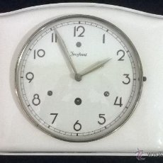 Relojes de pared: RELOJ DE COCINA JUNGHANS DE 1950. Lote 53561072
