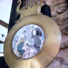 Relojes de pared: ANTIGUO RELOJ MOREZ DE PARED. Lote 54117195