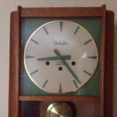 Relojes de pared: RELOJ DE PARED VEDETTE BLANCHARD. EN MUY BUEN ESTADO.. Lote 54199446