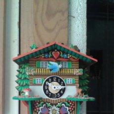 Relojes de pared: RELOJ SELVA NEGRA. Lote 60382466