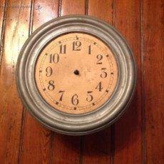 Relojes de pared: RELOJ REDONDO. Lote 54746620