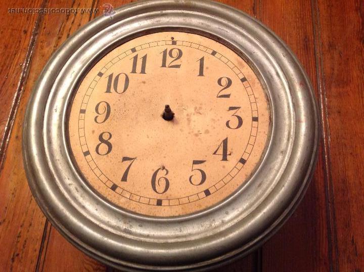 Relojes de pared: reloj redondo - Foto 7 - 54746620