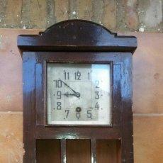 Relojes de pared: RELOJ ANTIGUO. Lote 55074630