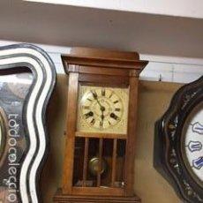 Relojes de pared: RELOJ ALEMÁN ART DECO. Lote 55125659