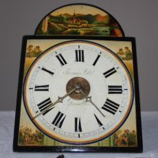 Relojes de pared: ANTIGUO RELOJ SELVA NEGRA (RATERA). Lote 55138874
