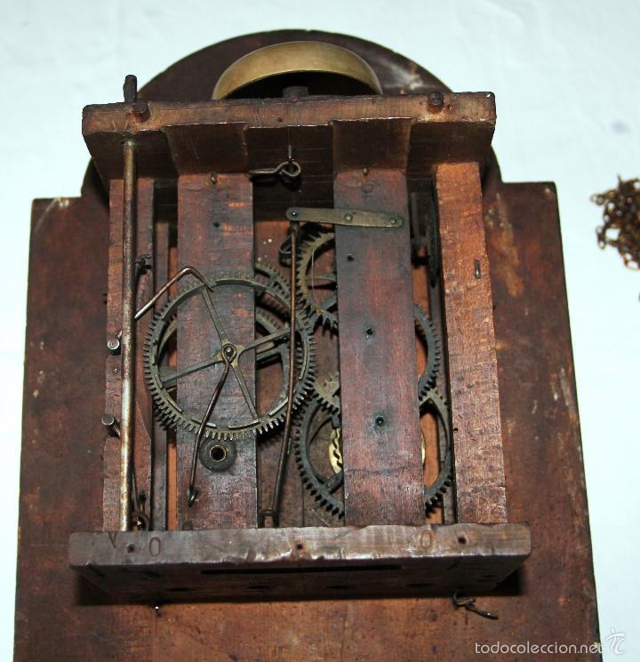 Relojes de pared: ANTIGUO RELOJ SELVA NEGRA (RATERA) - Foto 3 - 55138874