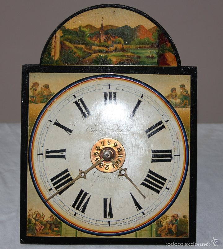 Relojes de pared: ANTIGUO RELOJ SELVA NEGRA (RATERA) - Foto 14 - 55138874