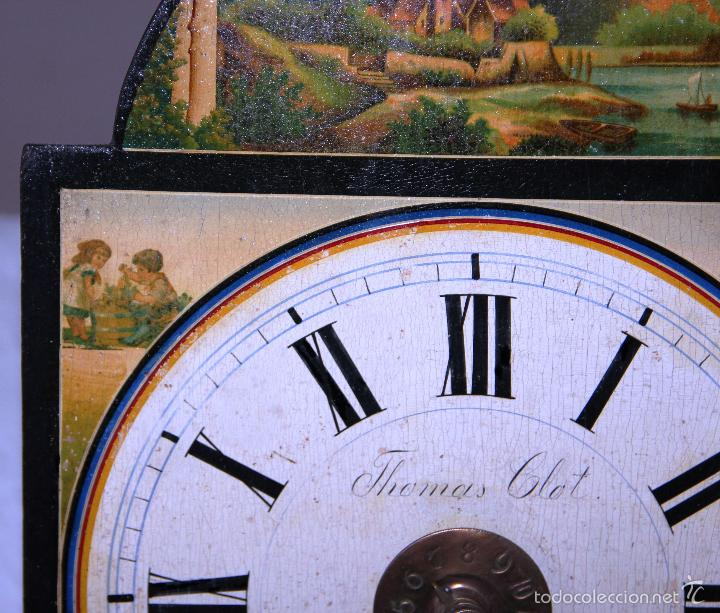 Relojes de pared: ANTIGUO RELOJ SELVA NEGRA (RATERA) - Foto 17 - 55138874