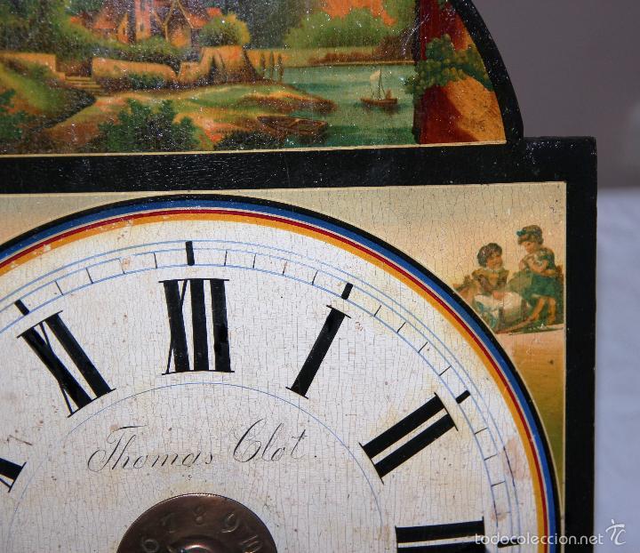 Relojes de pared: ANTIGUO RELOJ SELVA NEGRA (RATERA) - Foto 18 - 55138874