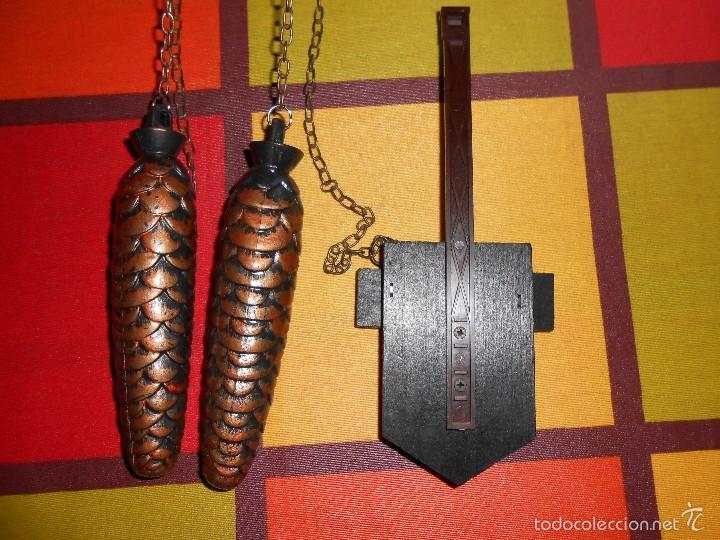 Relojes de pared: RELOJ CUCU A PILAS TAMAÑO XL - Foto 7 - 181154096