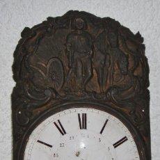 Relojes de pared: ANTIGUA ESFERA DE RELOJ MORET. Lote 55571253