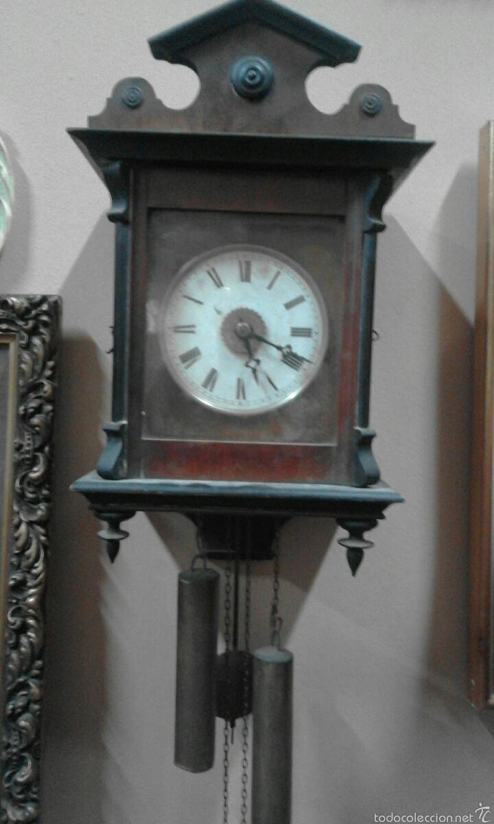 RELOJ DE LA SELVA NEGRA (Relojes - Pared Carga Manual)