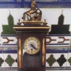 Relojes de pared: RELOJ DE PARED ALEMAN PEQUEÑO. Lote 56025632
