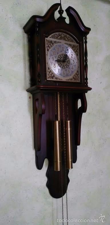 RELOJ DE PARED CARGA MURAL (Relojes - Pared Carga Manual)