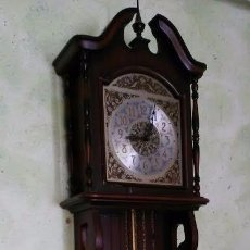 Relojes de pared: RELOJ DE PARED CARGA MURAL RADIANT. Lote 56099545