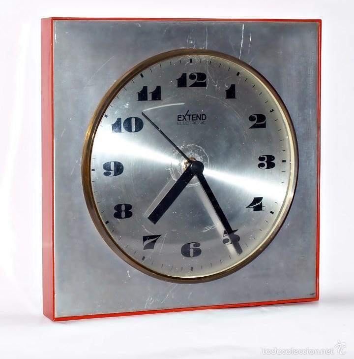 Reloj de cocina extend electronic comprar relojes antiguos de pared carga manual en - Reloj de pared para cocina ...