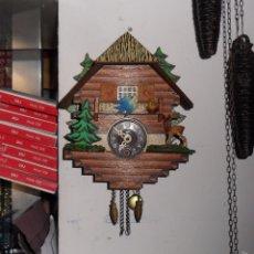 Relojes de pared: RELOJ DE CUCO MECÁNICO. Lote 56289124