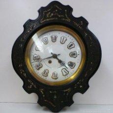 Relojes de pared: RELOJ DE OJO DE BUEY. Lote 56924036