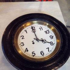 Relojes de pared: RELOJ. OJO DE BUEY. SIGLO XIX. Lote 57127269