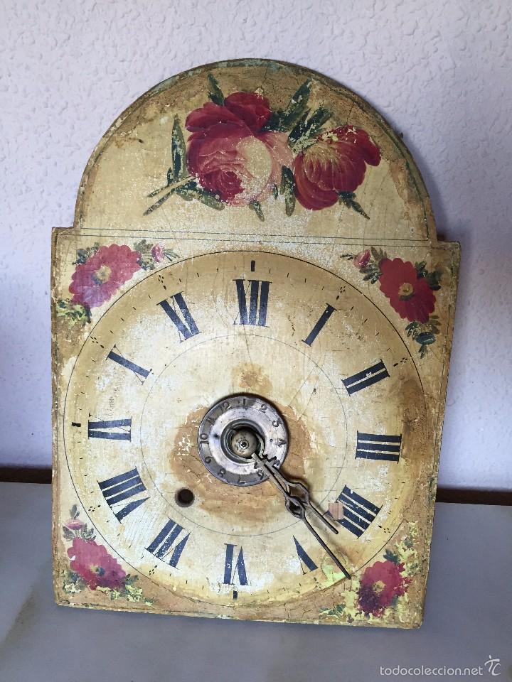 RELOJ RATERA SELVA NEGRA (Relojes - Pared Carga Manual)