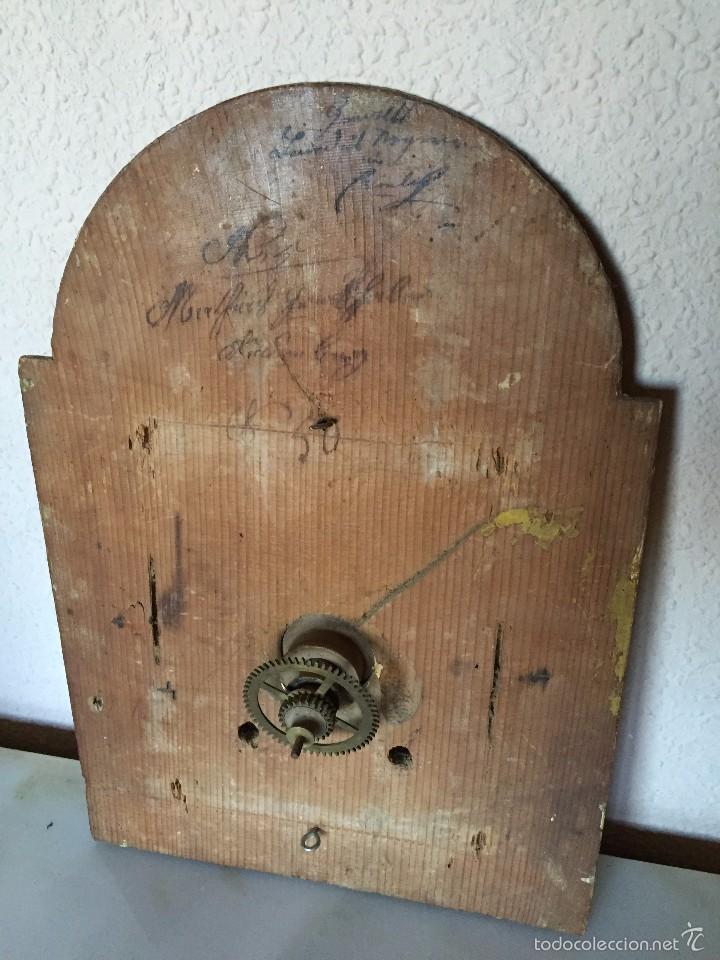 Relojes de pared: Reloj Ratera Selva Negra - Foto 5 - 57644624