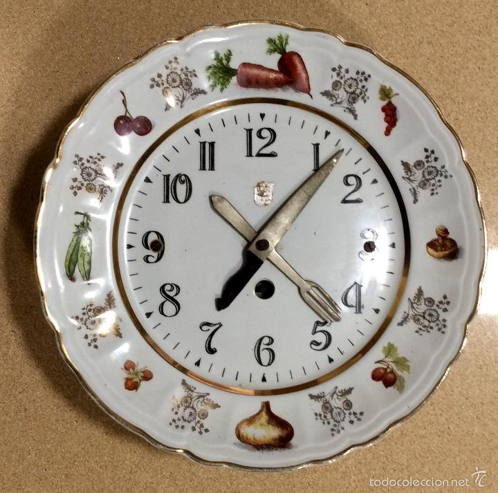 Reloj de cocina ursus comprar relojes antiguos de pared - Reloj de pared para cocina ...