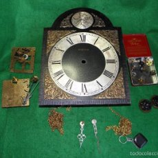 Relojes de pared: RELOJ DE PARED KIENZLE TEMPUS FUGIT - MADE IN GERMANY - PARA PIEZAS O RESTAURAR. Lote 58185194
