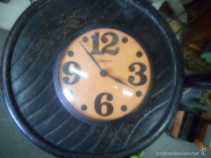 RELOJ IMPERIA (Relojes - Pared Carga Manual)