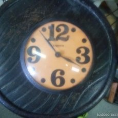 Relojes de pared: RELOJ IMPERIA. Lote 58344884