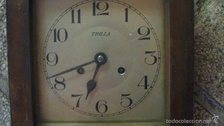 Relojes de pared: Reloj de pared TRILLA - Foto 2 - 58478029