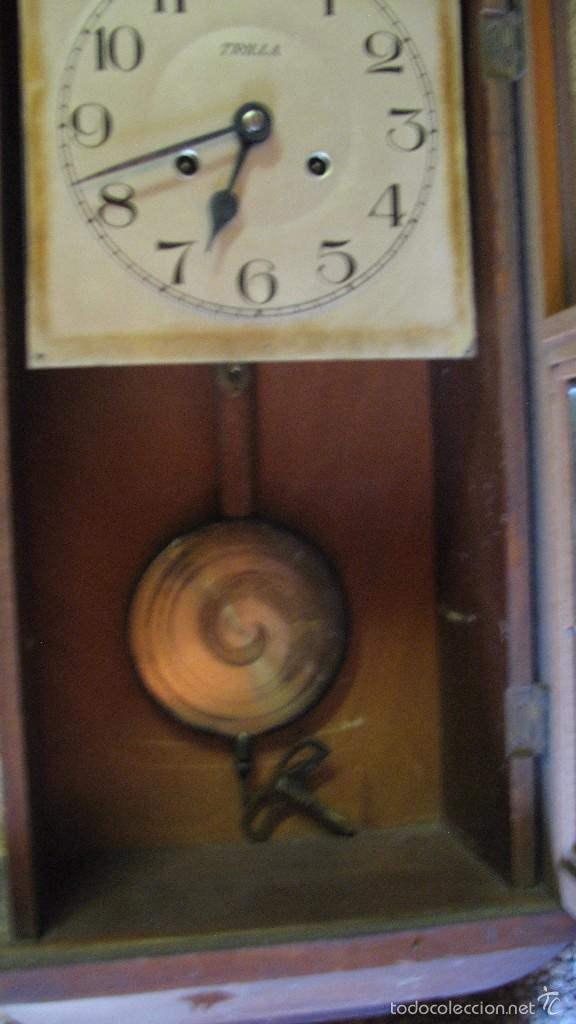 Relojes de pared: Reloj de pared TRILLA - Foto 3 - 58478029