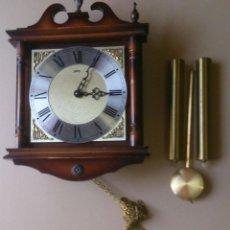 Relojes de pared: RELOJ DE PARED ALEMAN SARS. Lote 60946659
