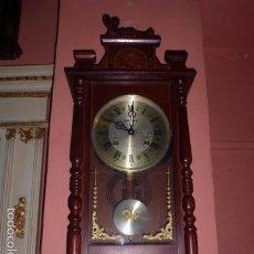 Relojes de pared: RELOJ DE PARED MEDIO CARRILLON. . Lote 61123371